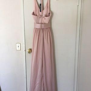 Vera Wang Blush Dress